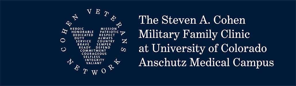 The Steven A  Cohen Military Family Clinic at University of Colorado